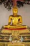 De tempel van Wat Arun, in Bangkok Thailand Stock Afbeelding