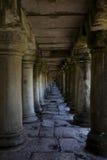De tempel van Wat Baphuon van Angkor Stock Fotografie
