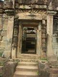 De tempel van Wat van Angkor stock fotografie