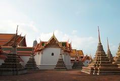 De tempel van Watarun Royalty-vrije Stock Afbeelding