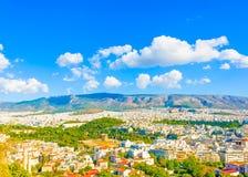 De Tempel van Zeus royalty-vrije stock fotografie