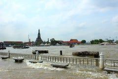 DE TEMPEL WAT ARUN VAN THAILAND Royalty-vrije Stock Foto
