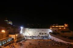De tempel zet in Jeruzalem op Royalty-vrije Stock Foto