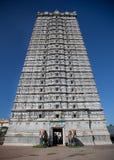 De tempelarchitectuur van Lord Shiva Royalty-vrije Stock Afbeelding