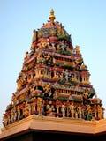 De tempelbovenkant van Akkalkot Stock Afbeelding