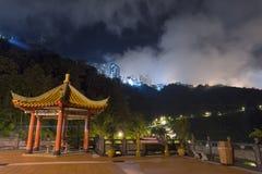 De Tempelpagode van het Gentingshoogland Royalty-vrije Stock Foto's