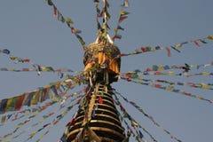 De Tempels van Patan royalty-vrije stock afbeelding