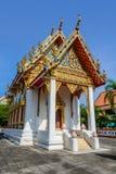 De tempels van Thailand Stock Afbeeldingen