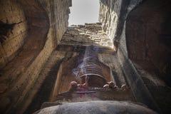 De tempelstupa van Preahkhan Royalty-vrije Stock Afbeeldingen