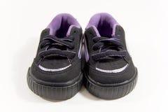 De Tennisschoenen van de baby stock afbeelding