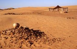De tent van Berber Stock Foto