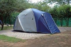 De Tent van de koepel Stock Foto