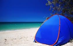 De Tent van de zon Stock Fotografie