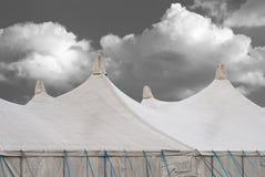 De Tenten van het circus Royalty-vrije Stock Foto