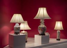 De tentoonstelling in Hong Kong Heritage Museum stock fotografie