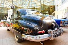 De tentoonstelling van de auto bij de Klassieke Auto van Boekarest toont Royalty-vrije Stock Foto
