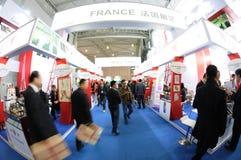 De Tentoonstelling van Frankrijk Stock Fotografie