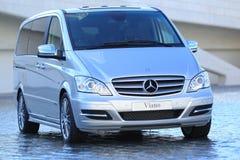 Mercedes-Benz Viano Stock Afbeeldingen