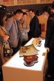 De tentoonstellingsreuge luxe van Shanghai Expo het leven muziekdoos. Stock Fotografie