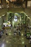 De Terminal van de Bus van Tietê - Sao Paulo - Brazilië Stock Foto's