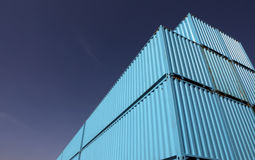 Container Royalty-vrije Stock Afbeelding