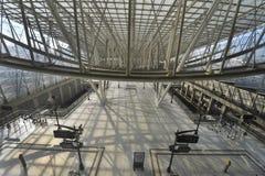 De Terminal van de luchthaven Royalty-vrije Stock Afbeeldingen