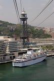 De Terminal van de veerboot Stock Afbeelding