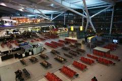 De terminal van Heathrow Royalty-vrije Stock Fotografie