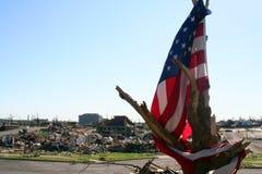De Terugwinning van Joplin Stock Foto