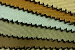 De textieltextuur van de canvasstof Royalty-vrije Stock Afbeeldingen