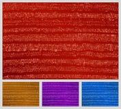De textieltextuur van de ambacht. vector illustratie