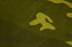 De textieltextuur van de camouflagedoek Royalty-vrije Stock Afbeelding