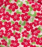 De textieltextuur van de stof Royalty-vrije Stock Fotografie