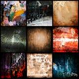De texture modifié Image libre de droits