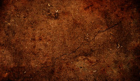 De texturen en de achtergrond van Grunge Stock Fotografie