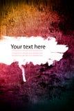 De texturen en de achtergronden van Grunge Royalty-vrije Stock Foto's