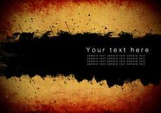 De texturen en de achtergronden van Grunge Royalty-vrije Stock Afbeelding