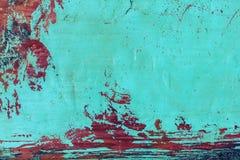 De texturen en de achtergronden van Grunge Stock Foto's