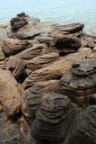 De texturen van de steen Royalty-vrije Stock Fotografie
