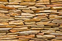 De texturen van de steen van Abdij Whitby Royalty-vrije Stock Afbeelding