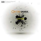 De texturen van Grunge Abstracte vectorgrungeaffiche als achtergrond voor partij Grungedruk voor t-shirt Abstracte vuilachtergron Stock Foto