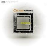 De texturen van Grunge Abstracte vectorgrungeaffiche als achtergrond voor partij Grungedruk voor t-shirt Abstracte vuilachtergron Stock Fotografie