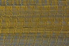 De texturen van het draadnetwerk Royalty-vrije Stock Foto's