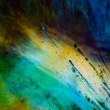 De Texturen van waterkleuren stock foto's