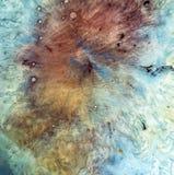 De Texturen van waterkleuren royalty-vrije stock foto