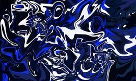 De texturengraffiti van de kleur Stock Illustratie