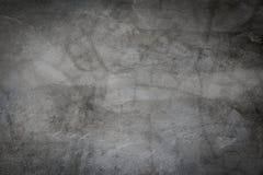 De textuur abstracte achtergrond van de cementmuur in donkere toon en beautif Royalty-vrije Stock Foto