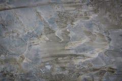 De textuur abstracte achtergrond van de cementmuur in donkere toon en beautif Stock Foto