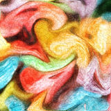 De textuur is abstractie Stock Foto