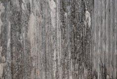 De textuur of de donkere muur als achtergrond van sjofele verf en pleistercementmuren vat textuur samen Royalty-vrije Stock Fotografie